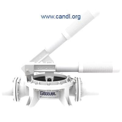 Guzzler® GH-0500N Natural Delrin Hand Pump