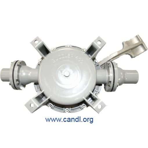 Guzzler® GL-0400D Lever Pump