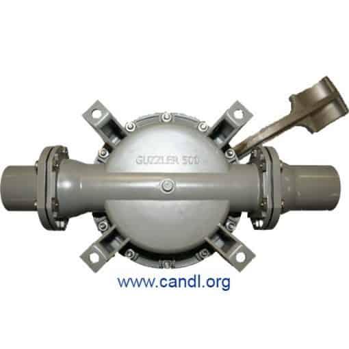 Guzzler® GL-0500D Lever Pump