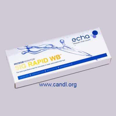SigTests®: Sig Rapid WB™ Test Kit