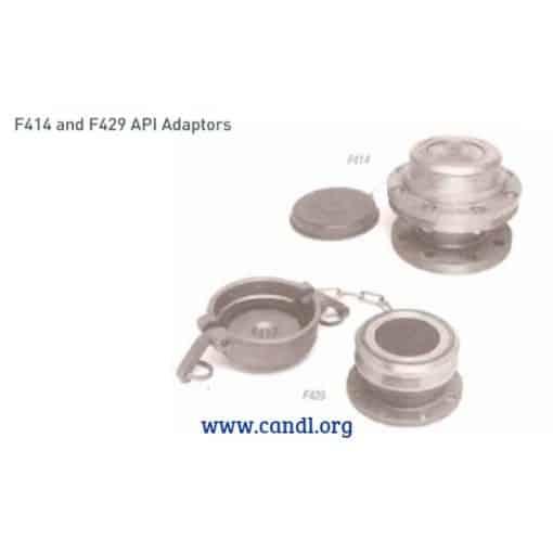 F414 and F429 API Adaptors - Meggitt