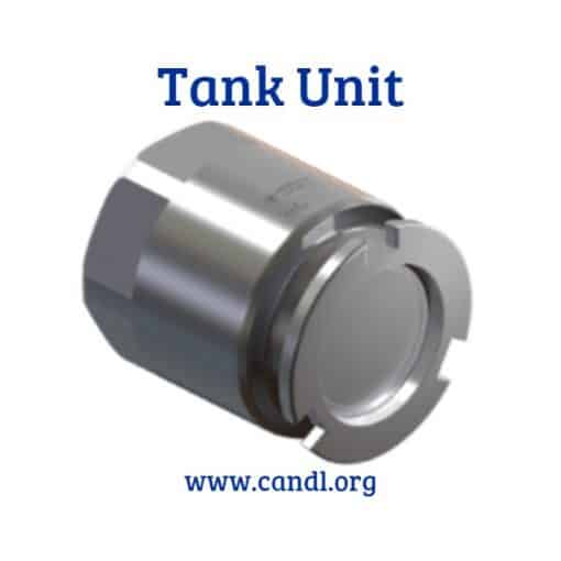 2inch Dry Break Coupling Tank Unit - Smartflow