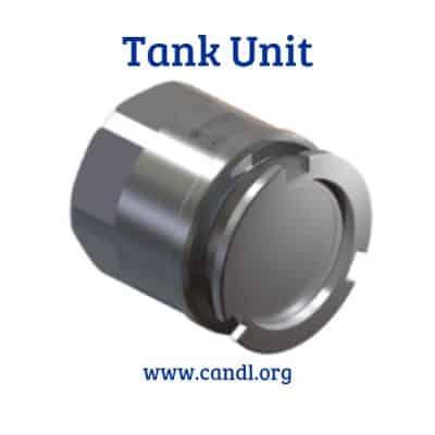 3inch Dry Break Coupling Tank Unit - Smartflow