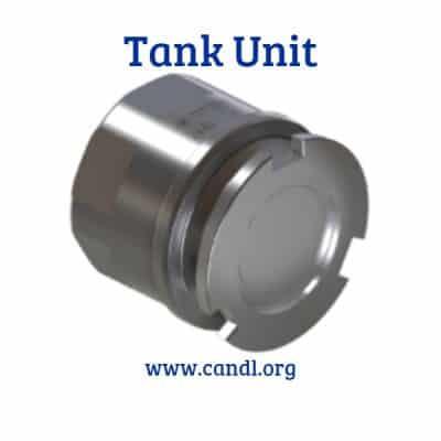 4inch Dry Break Coupling Tank Unit - Smartflow