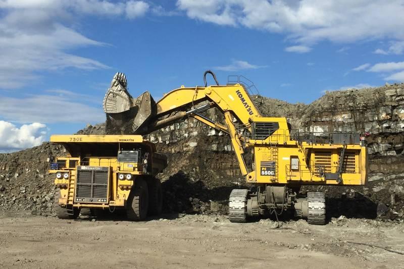 Mining Industry Refuelling